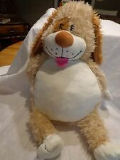 """Happy Nappers Play Pillow Puppy Dog 22"""" Plush Soft Toy Stuffed Plush Animal"""