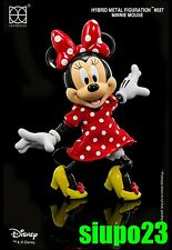 86hero Herocross ~ HMF #027 Disney Minnie Mouse Figure