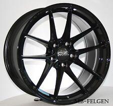 OZ Leggera HLT Gloss Black 8,5/9,5x19 BMW 5er Limousine F10 5L