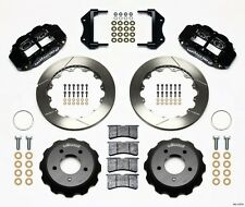 1993-1996 Mazda RX-7 Wilwood Forged Narrow Superlite 6R Front Big Brake Kit,14""