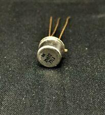 Motorola 2N652 - PNP - Ge Germanium Power Transistor - 30V 500mA - TO-5 NOS