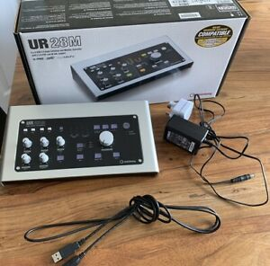 Steinberg UR28M Audio Interface ***Immaculate - less than 4 weeks old***