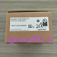 1PC NEW Delta PLC Modular DVP16SP11T