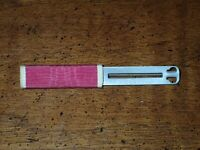 WW2 US Two Ribbon Bar War-Time Mfg. Legion of Merit & Blank, Rare Period Piece