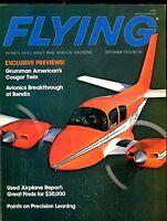 Flying Magazine September 1976 Grumman Cougar Twin EX No ML 120716jhe