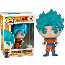 FUNKO POP! VINYL - DRAGONBALL Z - RESURRECTION F - SUPER SAIYAN BLUE GOKU