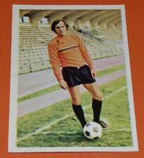 155 DANIEL HORLAVILLE PARIS FC AGEDUCATIFS FOOTBALL 1973-1974 73-74 PANINI