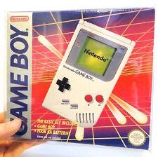 Caja De Consola De Luz Fuerte & Protector para pequeñas Original Game Boy DMG V2