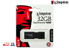 Clé USB Kingston 16GB USB 3 DataTraveler 100 G3