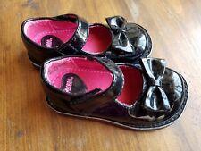 Toddler Girls Gymboree Holiday Patent Mary Jane B Sassy Bow Shoe Size 6