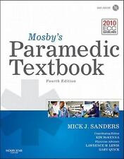 Mosby's Paramedic Textbook-NO DVD--BOOK ONLY