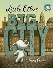 Little Elliot, Big City-ExLibrary
