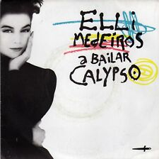 ELLI MEDEIROS A BAILAR CALYPSO / RED ROSES FRENCH 45 SINGLE