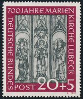 BUND 1951, MiNr. 140 I, postfrisch, Befund Schlegel, Mi. 650,-