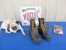 Whites Smoke Jumper Boots Women's 6.5 C Narrow