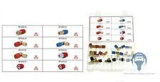 Adapter Set Klimaanlage Umrüstsatz Komplettes Retrofit KFZ Klimaanlagen Service