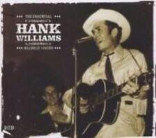 Essential Hank Williams The Hillbilly Legend 0698458701923 CD