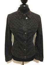 LIU JO Giacca Donna Cotone Denim Woman Cotton Jacket Sz.XS - 38