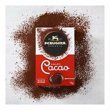 Perugina Cocoa Powder 75g - Italian Import