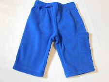 The Children's Place Baby Boy's Active Pants Fleece Blue Size Variations NWT NEW