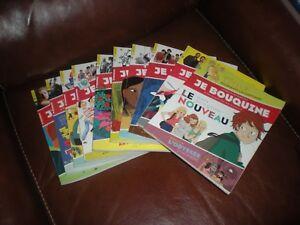 JE BOUQUINE - LOT DE 10 TOMES ENTRE LE N°343 ET LE N°353 - ANNEES 2012/13 BAYARD