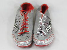 Saucony Endorphin Long Distance Running Spikes Men's Size 9 US Near Mint