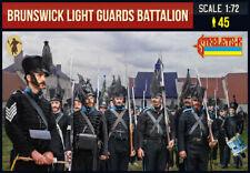 Strelets 1/72 Brunswick Light Guards Battalion Napoleonic # 154