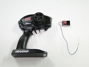 *NEW TRAXXAS 2.4ghz TQ 2 Channel Radio System & Receiver SLASH RAPTOR VXL XL5 RL