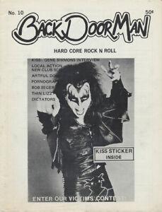 Back Door Man issue 10 - February 1977 [USA] - Magazine