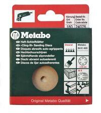 Metabo 24076 100x di detenzione-abrasivi 80mm p180