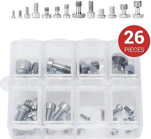 SMALLRIG 26PCS Screw Set for Camera Cages/Handles/Plates/ARRI Rosette AAK2326