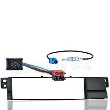 Radio Blende für BMW 3er E46 Rahmen Auto Radio Adapter ISO Antennenadapter DIN