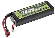 LiPo Akku 2S/5400mAH Car 45C Hardcase T-Plug Auto 7,4V Monstertronic A-5400