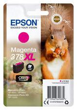 Original Epson Patrone 378 XL (Eichhörnchen)Expression Premium XP 8500 8505 8600