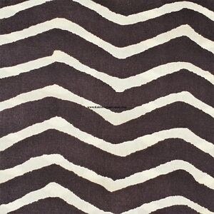 RALPH LAUREN Black Palms Priya King Fitted Sheet Brand NEW Tan Brown Brand NEW