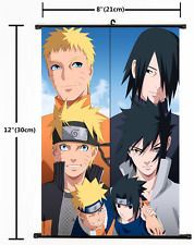 Japan Anime Naruto Home Decor Poster Wall Scroll 2000