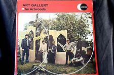 "The Artwoods Art Gallery Jon Lord + 4 bonus tracks 12""col. vinyl LP New/Sealed"