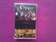 K7 Cassette / Johnny Hallyday – Live / FR 1985 / S