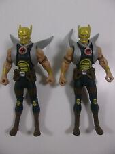 "DC Universe Infinite Heroes Crisis Thanagarian Warriors (2) Loose figure 3.75"" -"