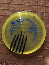 Discraft Z Zone Paul McBeth 5X Claw 170-172g Yellow