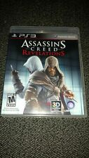 ASSASSIN'S CREED REVELATIONS - PS3 - MISSING MANUAL - FREE S/H - (F)