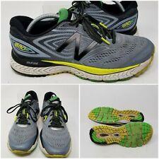 New Balance 880v7 Gray Athletic Running Tennis Shoes Sneaker Men's Size 10.5