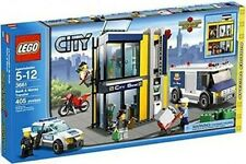 Lego City Bank & Money Transfer (3661) (with original box & instructions)
