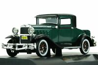 HUDSON Coupe - 1930 - greenmetallic - Signature Models 1:32