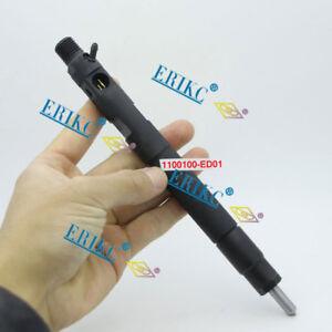 ERIKC Diesel Injector Set 1100100-ED01 28231014 For Delphi CITROEN Peugeot HDI
