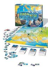 Europareise Eigenständiges spiele mit Landkarten- & Weltkarten-Thema
