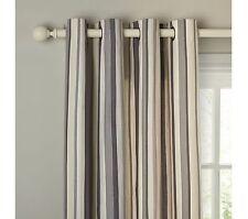 John Lewis Polyester Eyelet Top Curtains & Pelmets