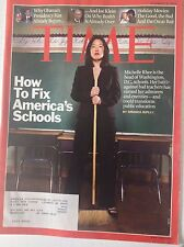 Time Magazine How To Fix America's Schools December 8, 2008 051117nonrh2