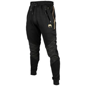 Venum Laser Evo Jogging Pants Black/Gold for Sports And Freizeit. Size S-XXL