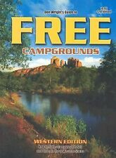 Don Wright's Guide to Free Campgrounds: Western Edition 12th Edition